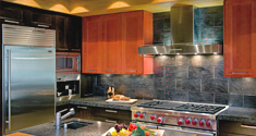 Kitchen cabinetry product suppliers in Vancouver