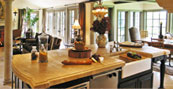 Trends Top 50 American Kitchens - V6B Provence Kitchen